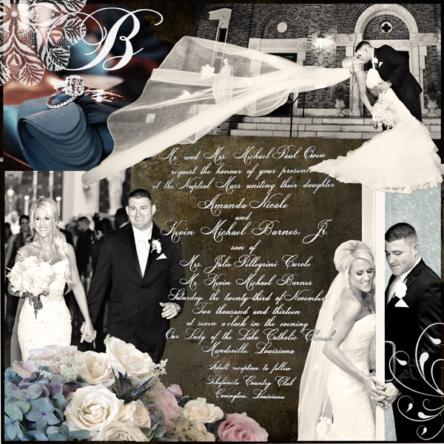 Custom Wedding/Engagement (Example)