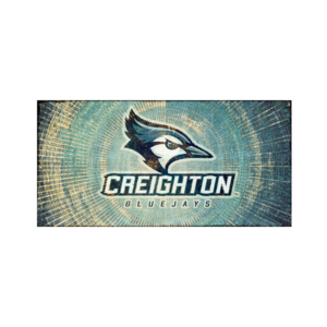 Creighton Bluejays Logo Canvas