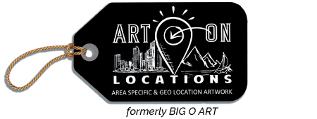 Art On Locations logo