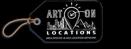 Art On Locations logo